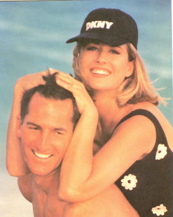 Genevieve Gorder And Tyler Harcott