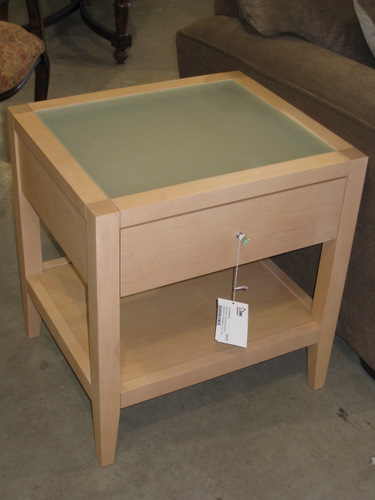 Nightstand Austin Interior Design By Room Fu Knockout