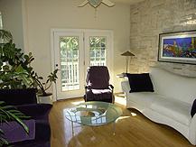 Austin Artistic Sitting Room