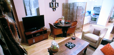 Celebrity apprentice apartment makeovers austin for Interior design apprenticeships