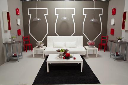 Bret Ritter's white room challenge.