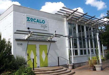 Food design best restaurants in austin austin - Zocalo exterior ...