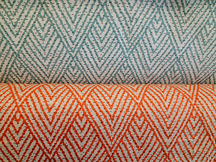 modern-fabric-chevron-blue-aqua-turquoise-orange-rust-cream-bolt