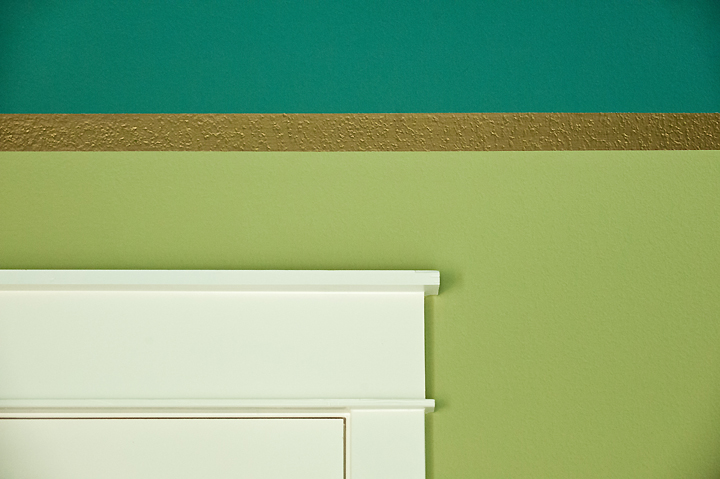 paint-treatment-detail green turquoise teal gold