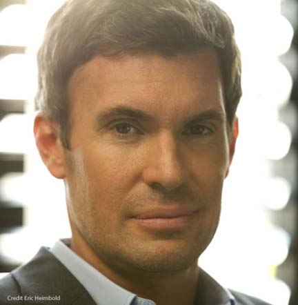 Bravo TV interior designer Jeff Lewis.