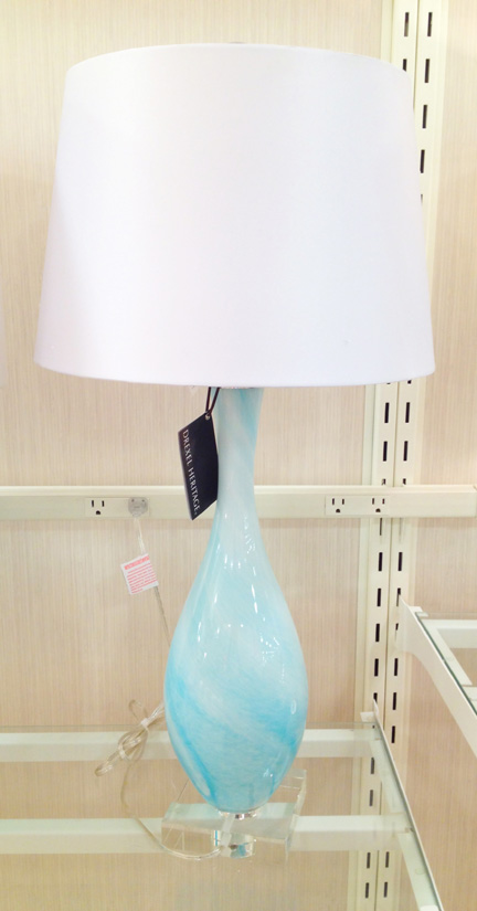 Fab Finds Local Lamp Love