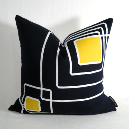 Outdoor Pillows Modern Design : World Market Austin Interior Design by Room Fu Knockout Interiors