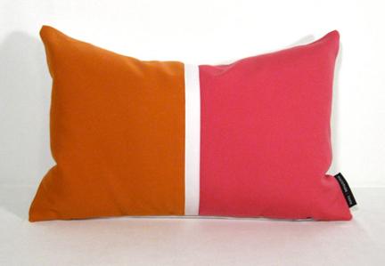 Modern Outdoor Lumbar Pillows : World Market Austin Interior Design by Room Fu Knockout Interiors