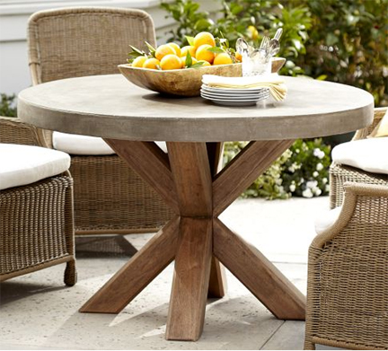 Spring fever new modern outdoor furniture austin interiorModern Round Outdoor Dining Table  unique outdoor dining sets  . Outdoor Dining Sets Austin. Home Design Ideas