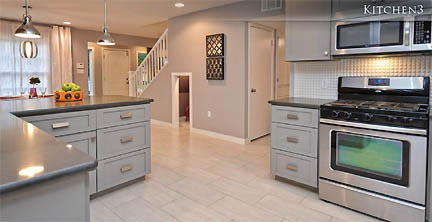 kitchen remodel white backsplash stainless appliances gragg web