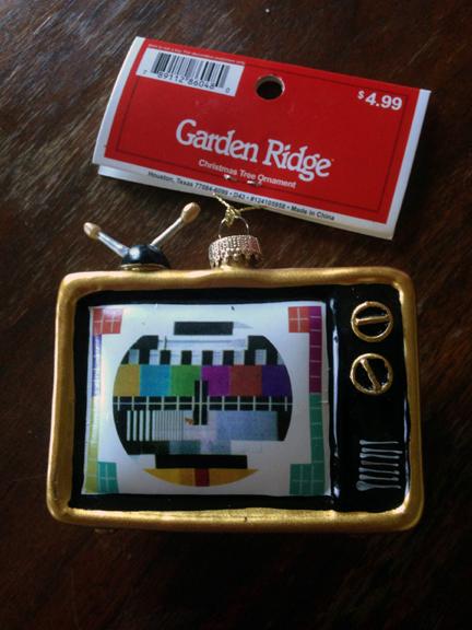 Sm Garden Ridge Glass TV