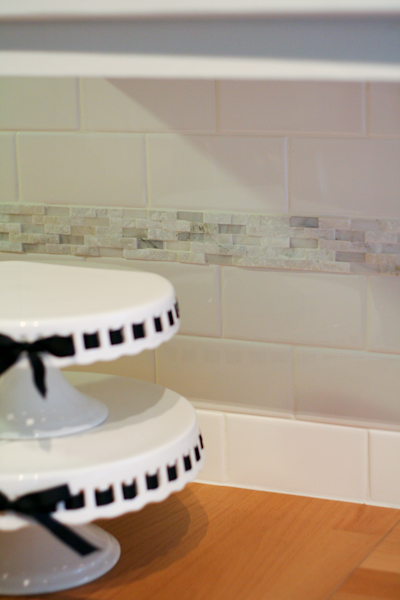 white kitchen butcherblock counter farmhouse sink 4
