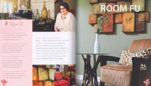 Room Fu's Robin Callan appears in CRAVE Austin: The Urban Girl's Manifesto