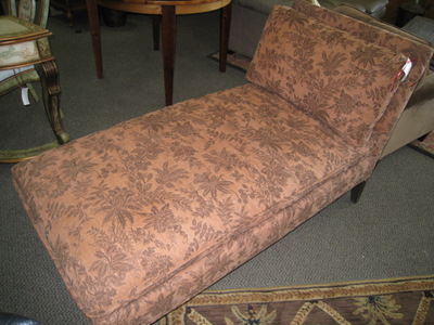 Comfy chaise, $325