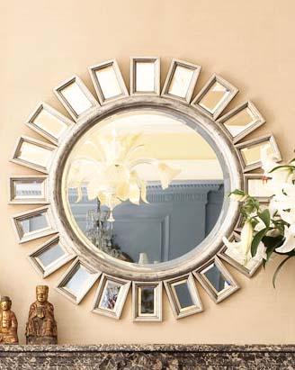 Cyrus sunburst mirror, $199 ($139.30 w/discount)