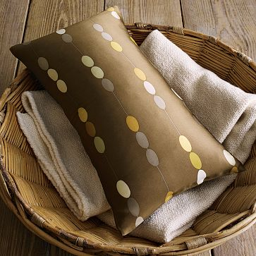 Beads Pillow Cover, $29.