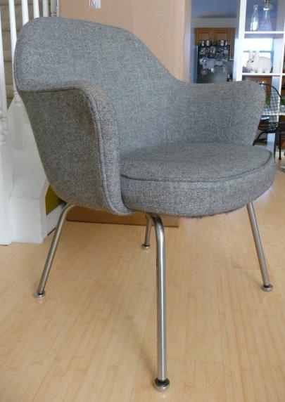 Saarinen chair, $300.