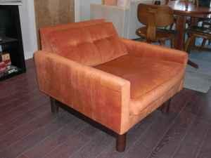 Vintage modern chair, $250