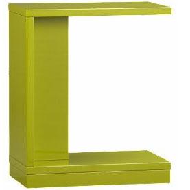 Zest C side table, $99.95.