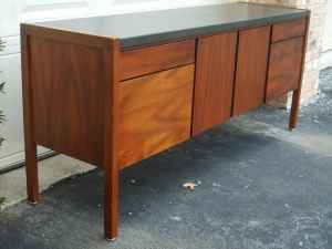 Mad Men style in a credenza, $265