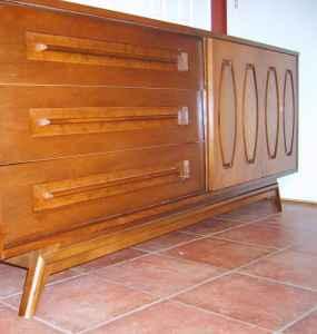 Funky dresser, $175.