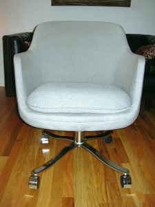 Vintage Zographos chair, $195