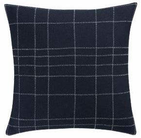 Grid Pillow $9.95 (reg. $24.95).