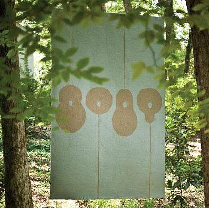 Nest Down Outdoor Rug, $49-549.