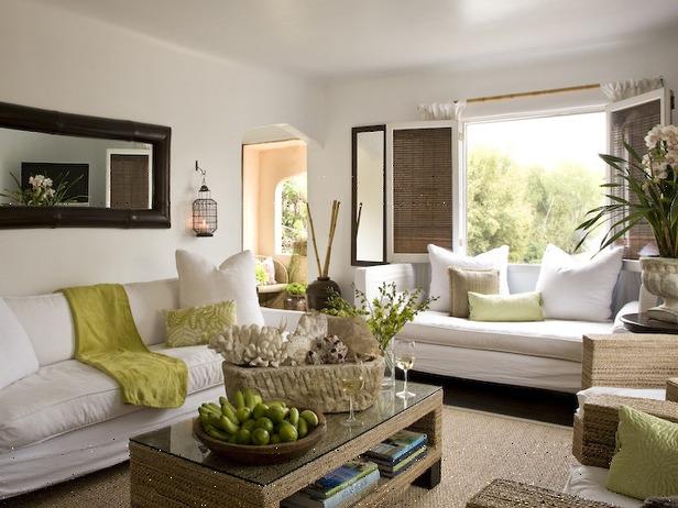 Living room designed by Trent Hultgren.