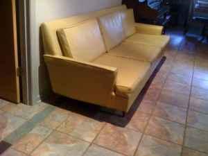 Retro sofa, $475.