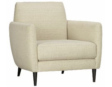 New color!  Parlour Chair in oatmeal, $699.