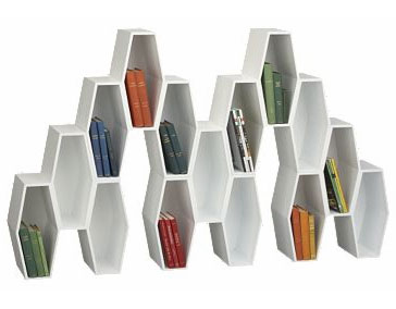 Hive storage unit (5 shown), $79.95 ea.