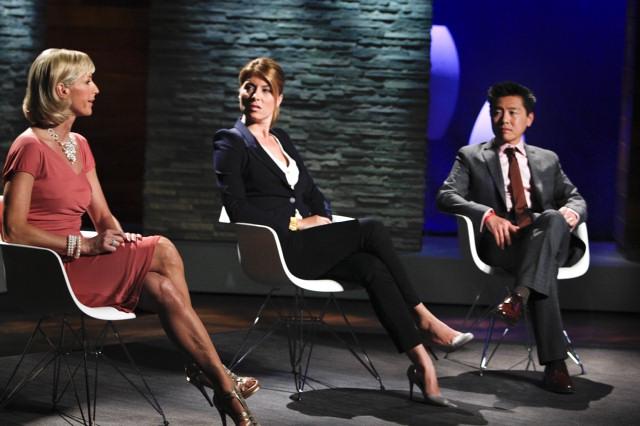 Design Star 5 judges Candice Olson, Genevieve Gorder and Vern Yip.