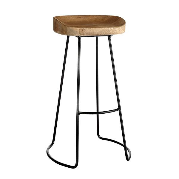 Smart and sleek stools, $109-129 (reg. $129-149).