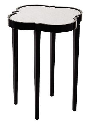 Bel Air Table in black, $475.