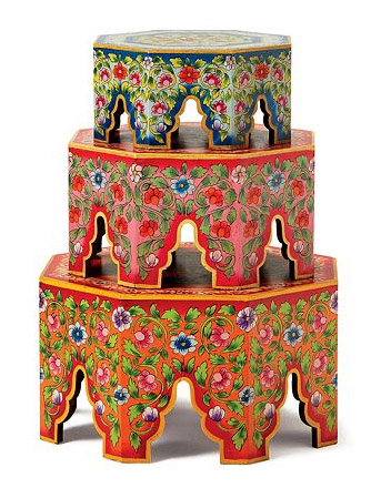 Chai Nesting Tables (set of 3), $375.