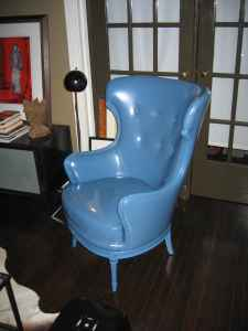 Chair of awesomeness, with price tag to match. $1,750.