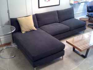 cb2 Annex sectional, $850.