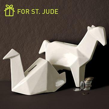 Origami Banks, $22-$24.