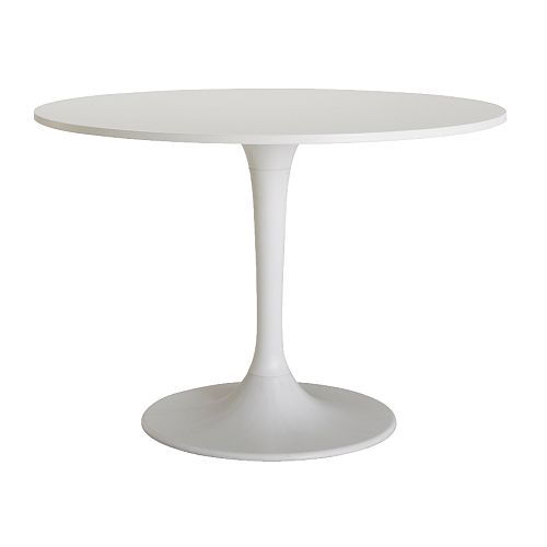 Doksta dining table, from IKEA.  $179.