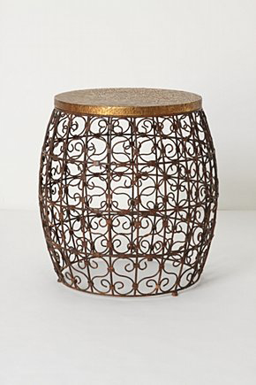 Cascara Side Table, from Anthropologie. $398.