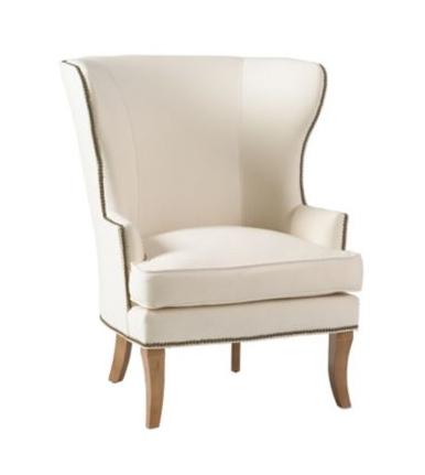 Thurston Wing Chair, from Ballard Designs. $699-923.
