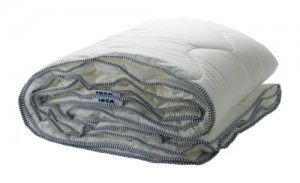 two comforters in one