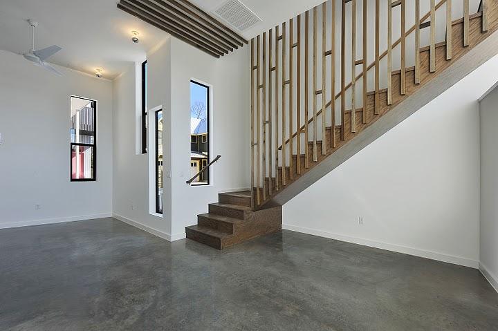 Lighting Basement Washroom Stairs: Austin Interior Design By Room