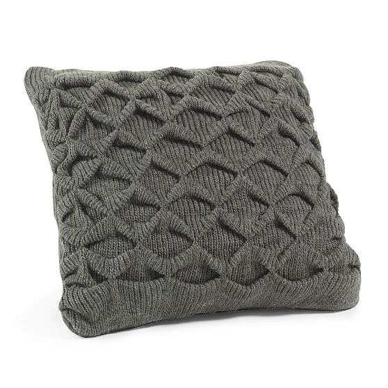 Sculpted Origami Pillow Cover, $34.