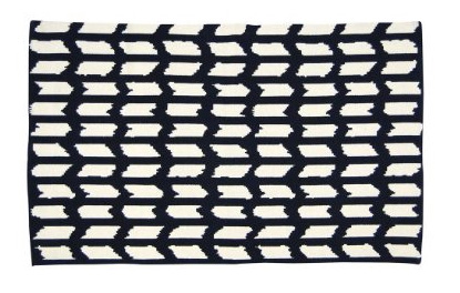 Target's Geometric Accent Rug, $19.99.