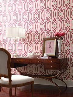 Trellis Wallpaper, $65.