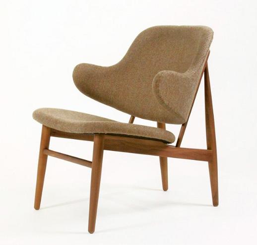 Larson Chairw/Beech Frame, $395.