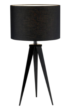 Director Table Lamp, by Adesso. $97.99 (reg. 160)