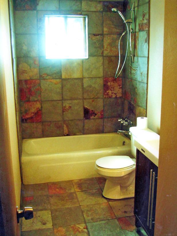 Bathroom designed by Bret Ritter.